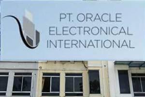 Lowongan Kerja Pekanbaru : PT. Oracle Electronical Internasional Pekanbaru November 2017
