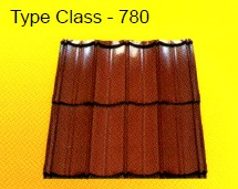 Aplus Metal Roof Tile Type Class - 780
