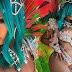 Rihanna'dan Mavi Saçlar