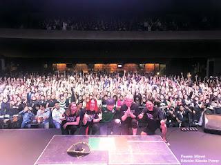 Miyavi Day2worldtour México resena