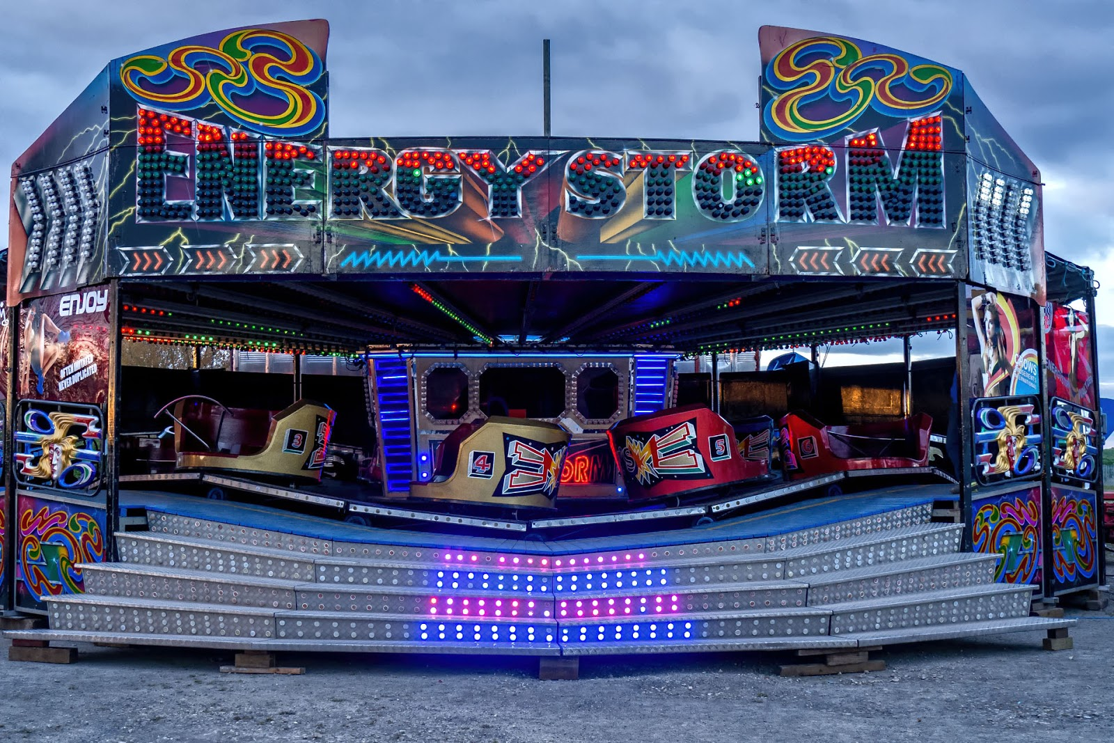 Essay for Students on My Visit to A Fun Fair Exhibition (530 Words)