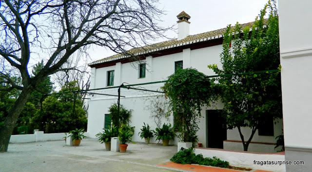 Huerta de san Vicente - Casa Museu Garcia Lorca, Granada, EspanhaHuerta de san Vicente - Casa Museu Garcia Lorca, Granada, Espanha