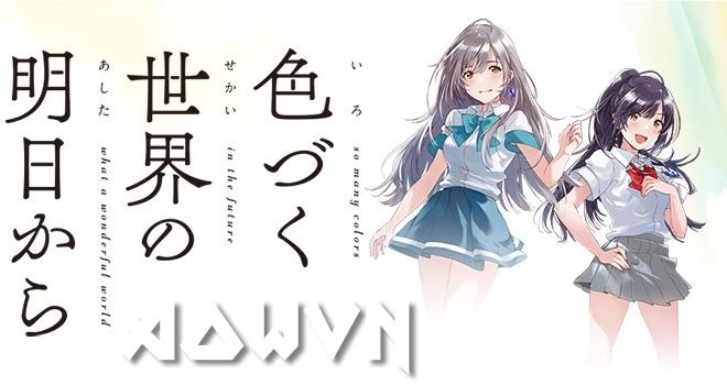 Irozuku Sekai no Ashita kara pv.otb .news  - [ Anime 3gp Mp4 | Ep 11 ] Irozuku Sekai no Ashita kara | Vietsub - Drama cực mạnh