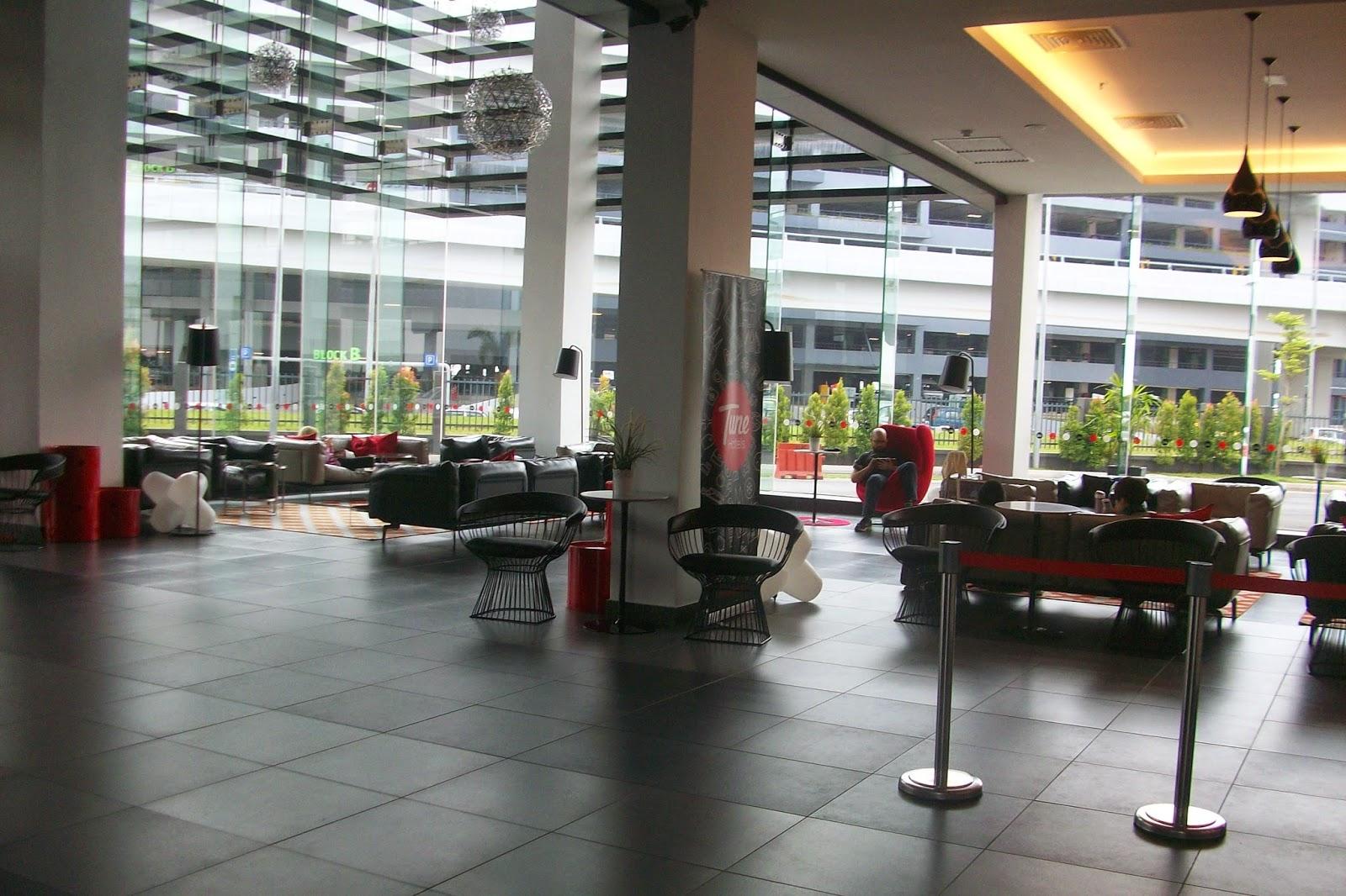 lobby tune hotel klia2
