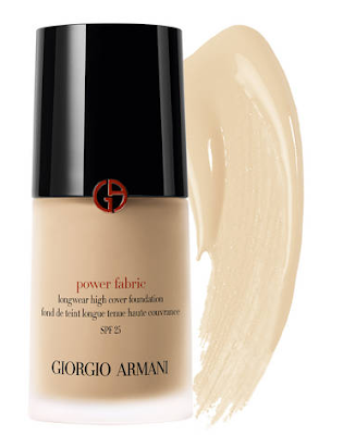 revue Power Fabric Giorgio Armani
