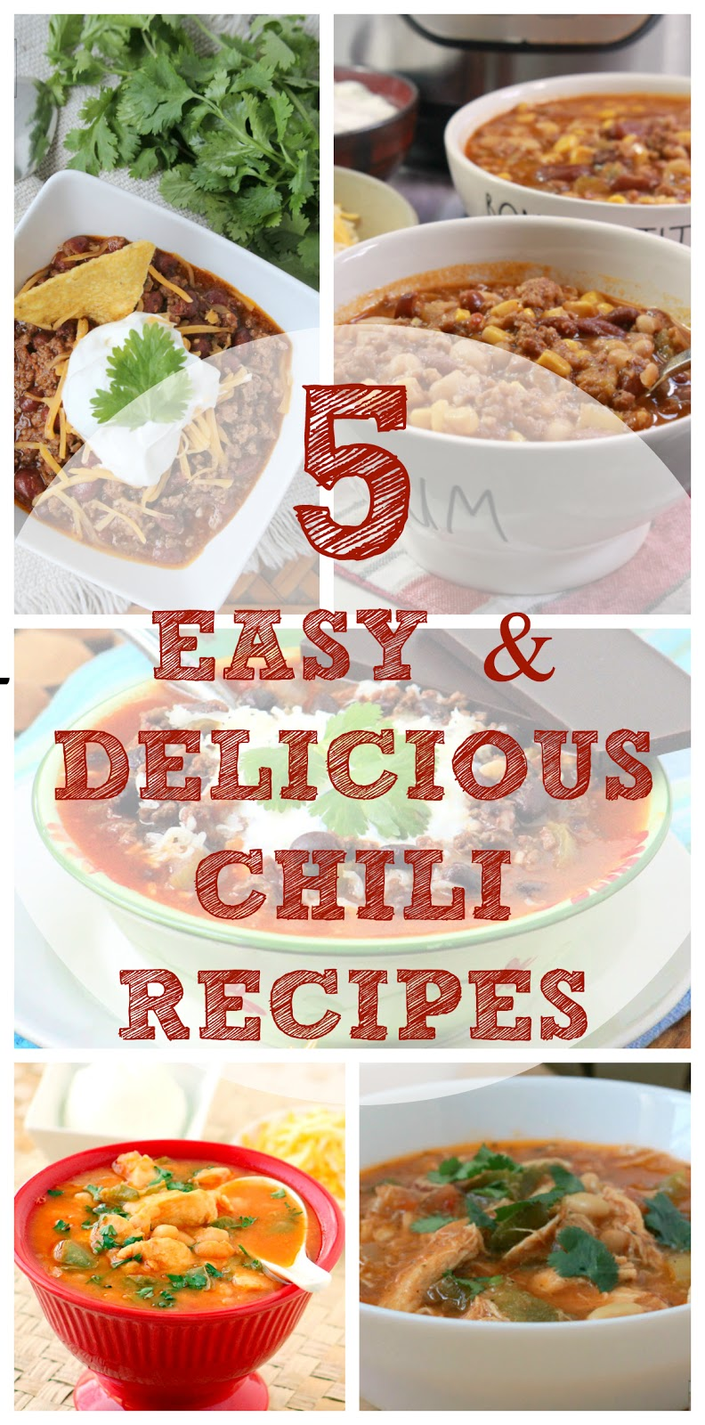 how to make delicious chili