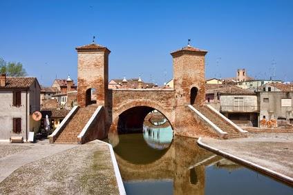Il Trepponti a Comacchio