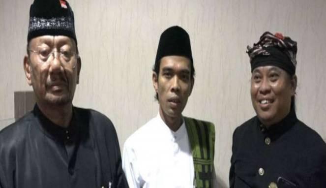 Menyejukkan, Ini Ungkapan Raja Bali saat Temani Ustadz Abdul Somad