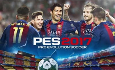 download PES 2017 APK Obb Full Data v0.1 Terbaru Suport Jellybean dan Kitkat