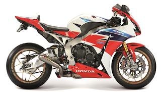 Honda Fireblade TT Special