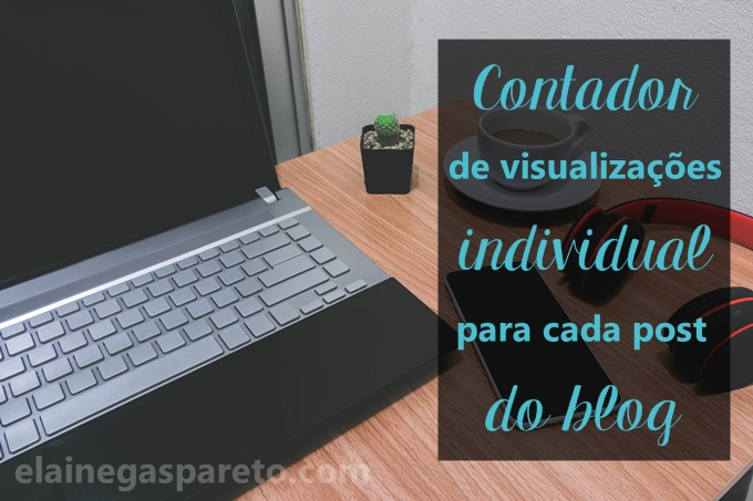 Contador de visualizações individual para cada post do blog