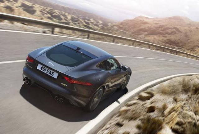2017 review Jaguar F-Type coupe