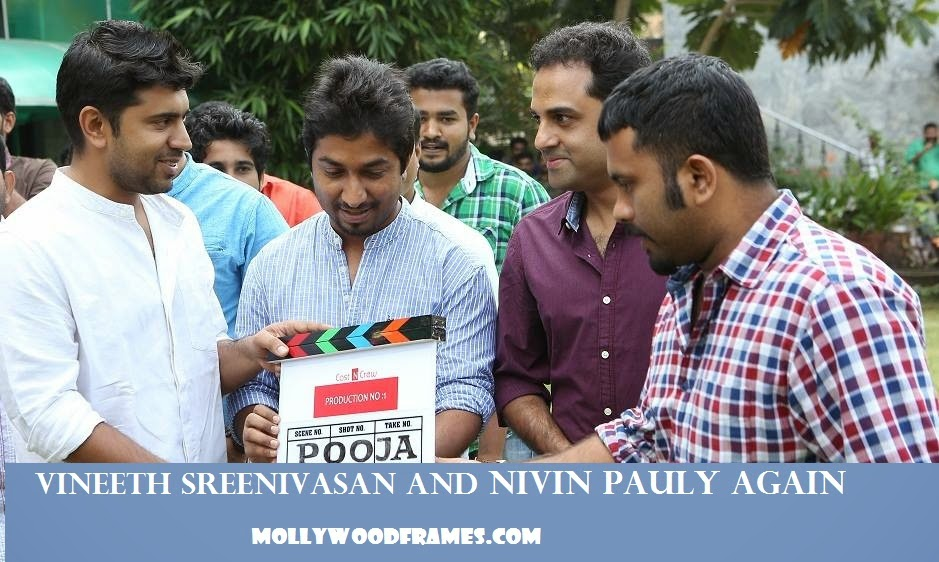 Vinod Shornur becomes producer
