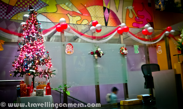 Today Is Last Working Day At Office And Whole Office Is In Festive Mood.  Some