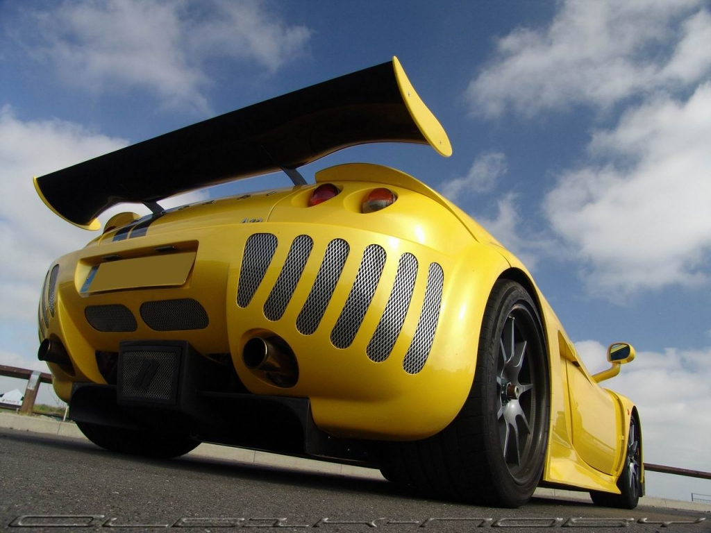 Ugly Car Wallpaper Carz Wallpapers Ascari A10