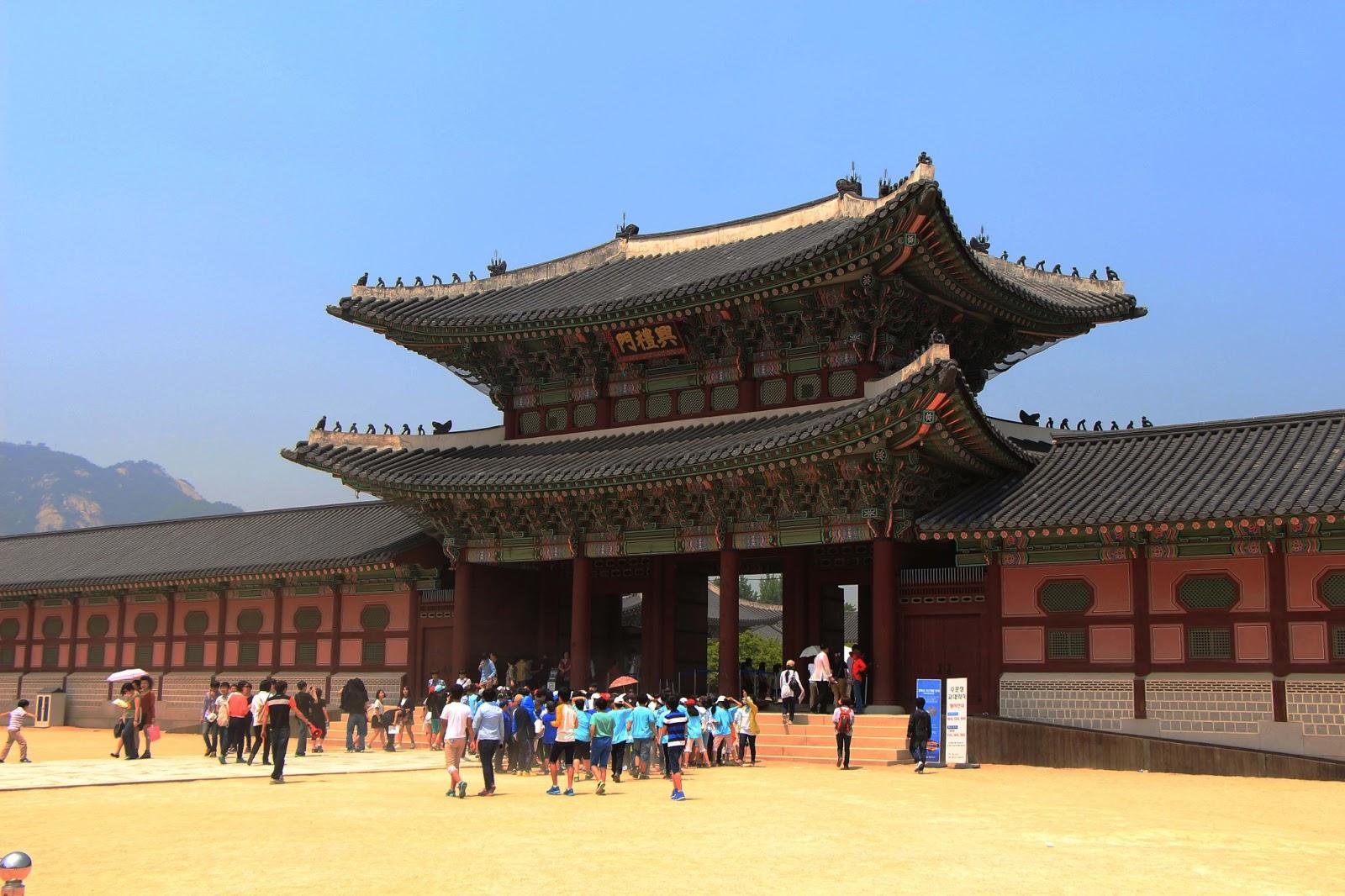 旅遊日記: 首爾五天自由行 Day3 景福宮