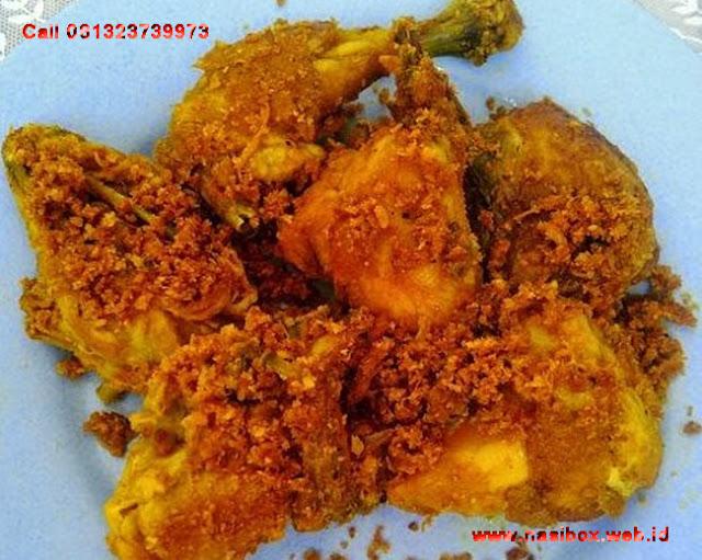 Resep ayam goreng padang nasi box cimanggu ciwidey