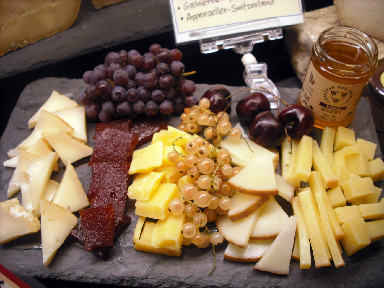 Building a Better Cheese Plate & Cookistry: Building a Better Cheese Plate