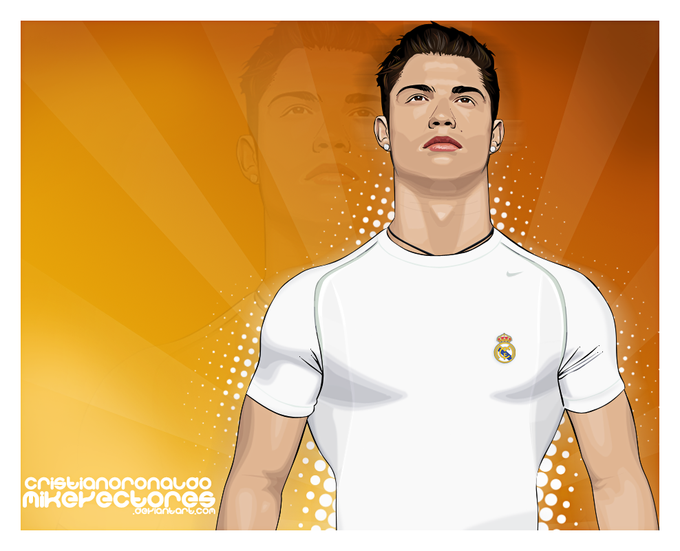 best service f7814 8d810 Cartoon Pictures of Cristiano Ronaldo