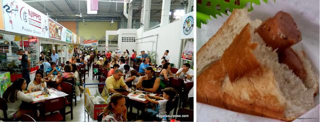 Boxe do Alemão, Ceasinha de Salvador