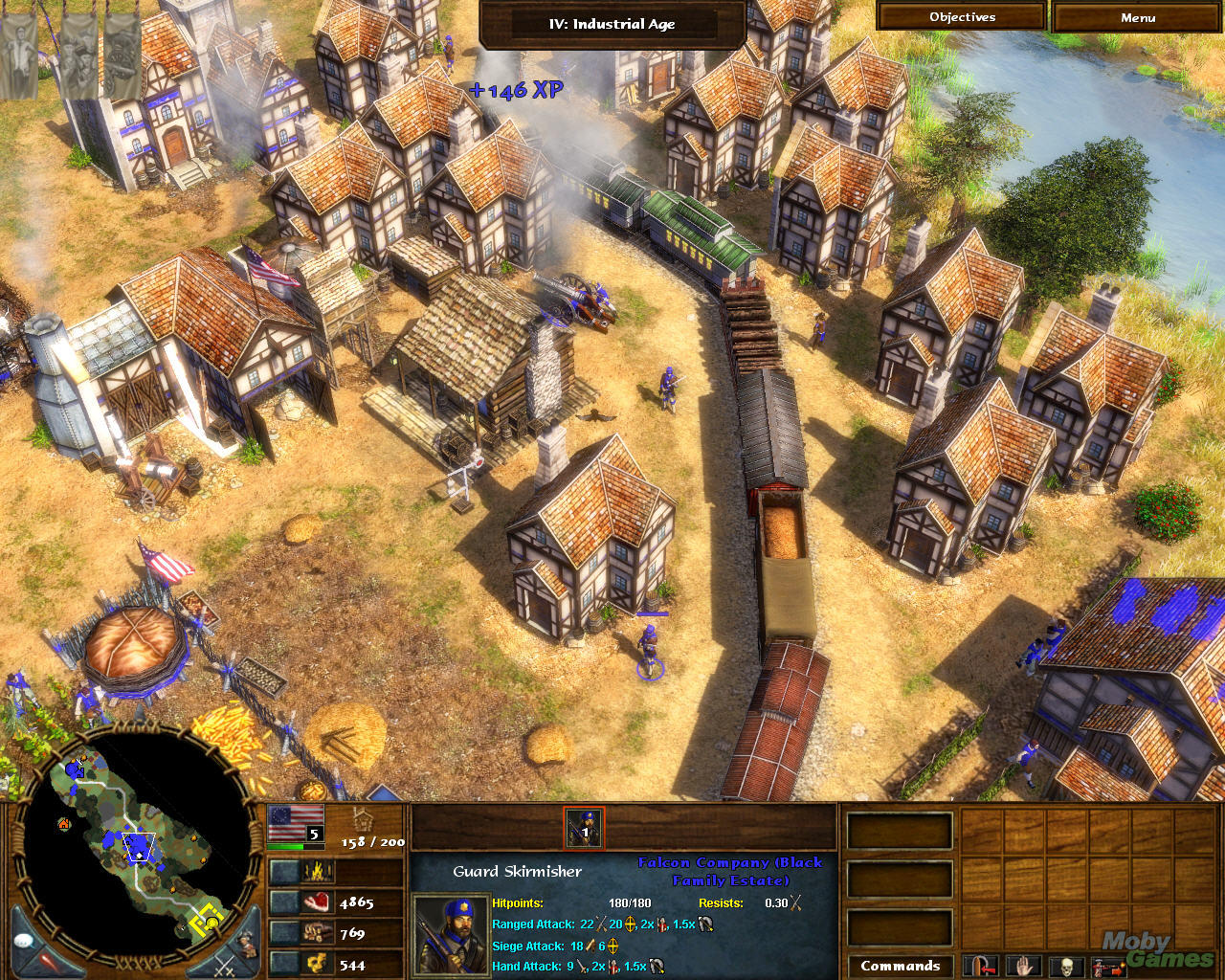 Age of Empires III - Free Download PC Game (Full Version)