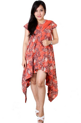Model Dress Batik Pesta | www.pixshark.com - Images ...