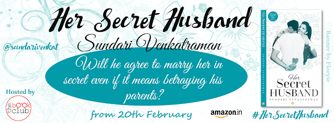 Blog Tour: Her Secret Husband by Sundari Venkatraman