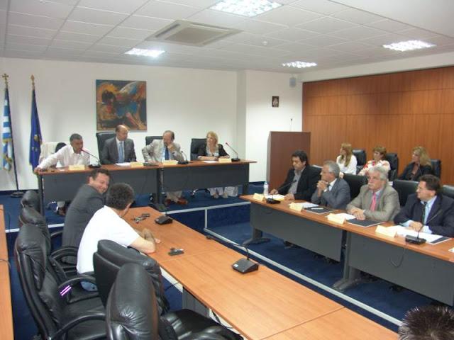 3 Μάη 2012 - Τελετή υπογραφής του Μνημονίου Αδελφοποίησης του δήμου Ηγουμενίτσας με τον γερμανικό δήμο Φέλμπερτ - Του Δημήτρη Ζώη
