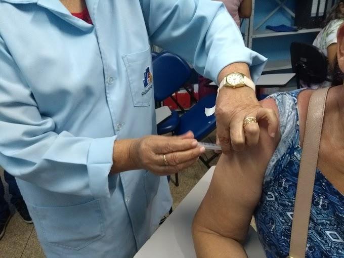 Ceará alcança a meta de vacinação contra H1N1