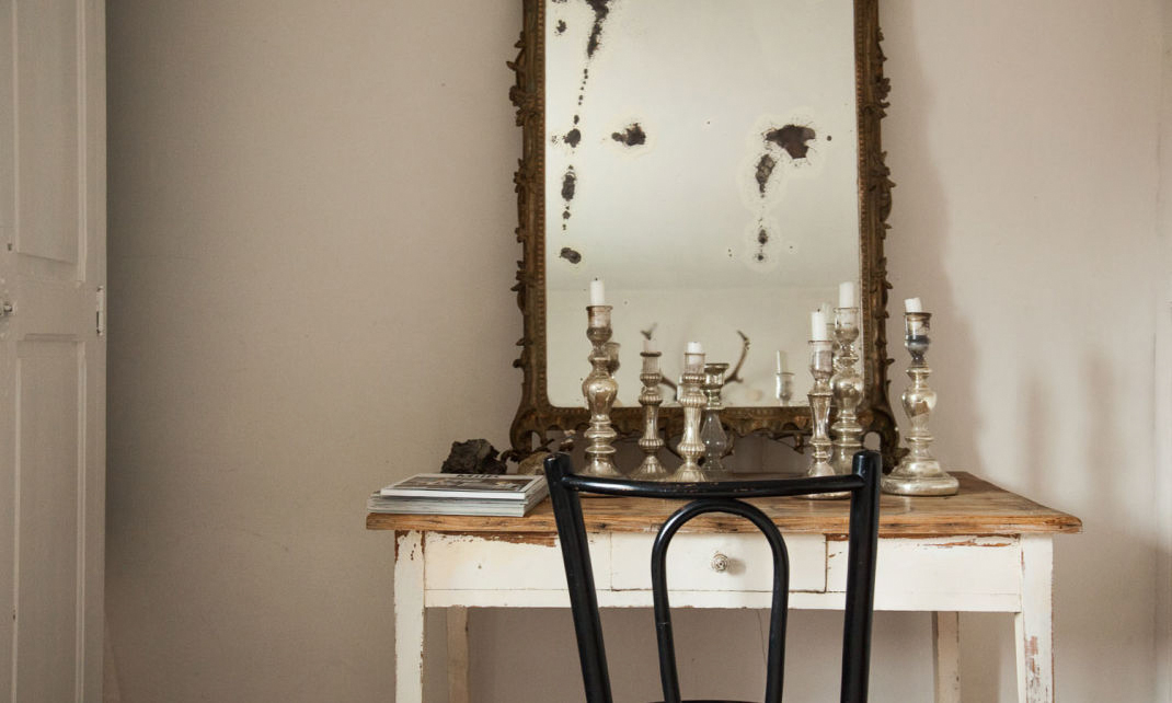 Home tour in Francia - Shabby Chic Interiors