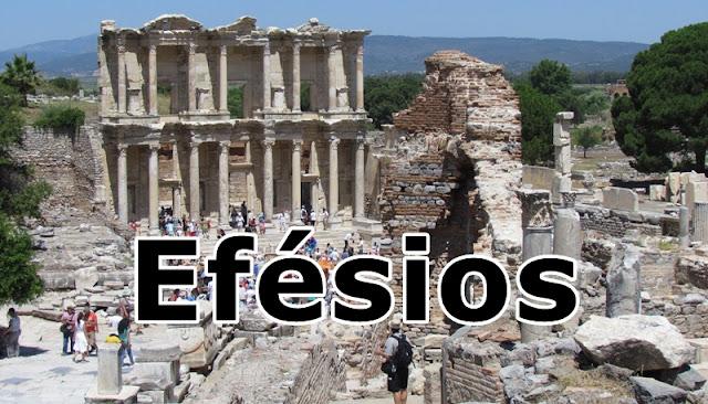 Perguntas livro de Efesios Biblia