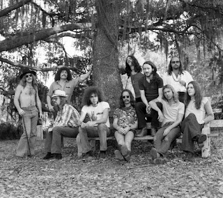 Promo Photo 1972 John Rowlands; seated front from left Larry Smith, Skip Prokop, Dick Armin, Paul Hoffert, Ralph Cole; standing rear from left Don diNovo, John Naslen, Bob McBride, Howard Shore