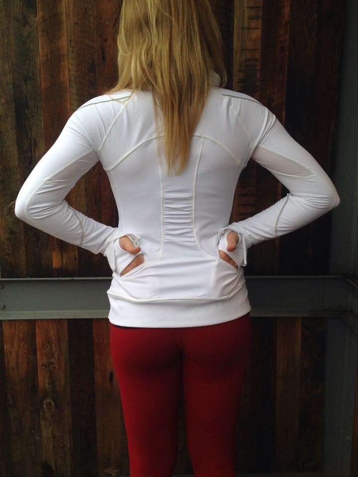 lululemon cranberry speed tight
