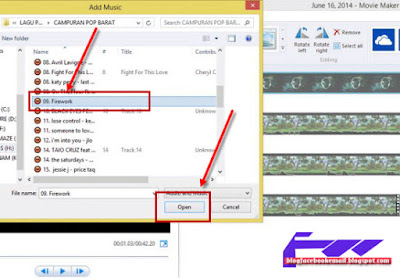 Video slideshow menyerupai sebuah pertunjukkan gambar yang berganti ganti dengan sendirinya  ( Tutorial Movie Maker )Cara Menggunakan Movie Maker di Windows 8