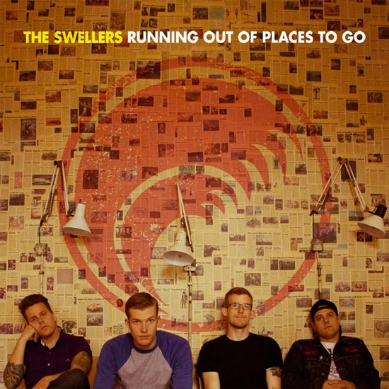 "<center>The Swellers streaming new EP: ""Running Out Of Places to Go""</center>"