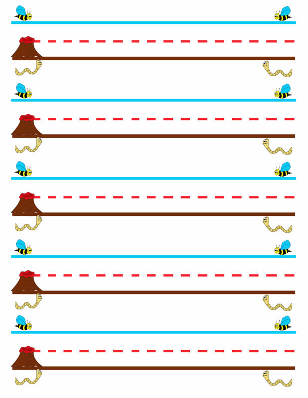 Lava Letters: Sizing/Line Orientation Game for Handwriting | Miss ...
