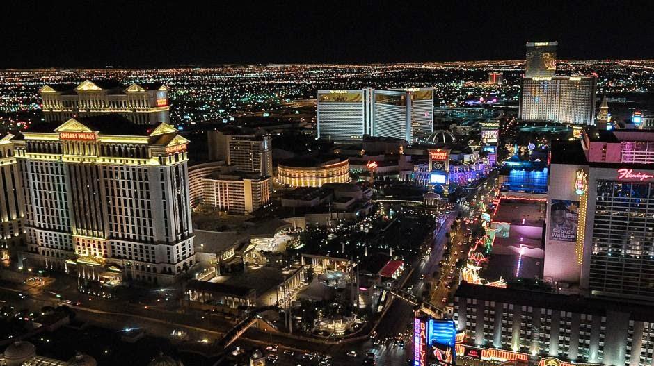 Quanto custa uma passagem aérea para Las Vegas