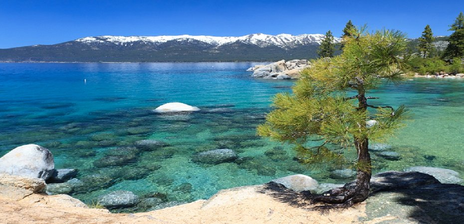 Daily Timewaster The Volume Water Flowing Into Lake Tahoe