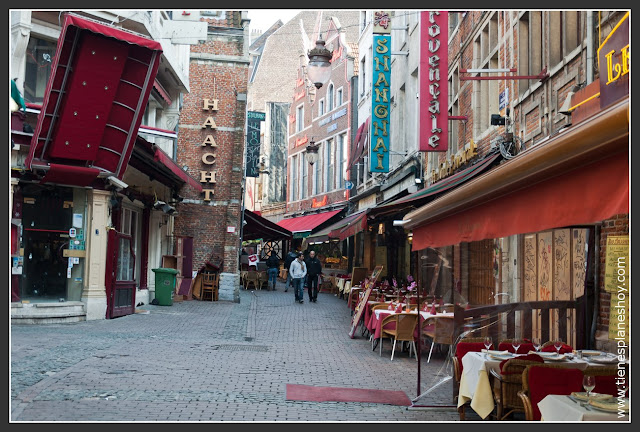 Rue Bouchers Bruselas