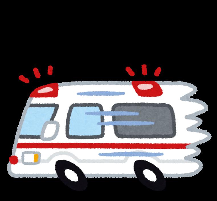 図:救急車