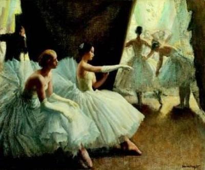 Degas e Cezanne: As Bailarinas e a Geometria.