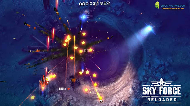 Download Sky Force Reloaded APK Terbaru