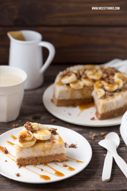 Banana Caramel Milk Rice Cake Recipe