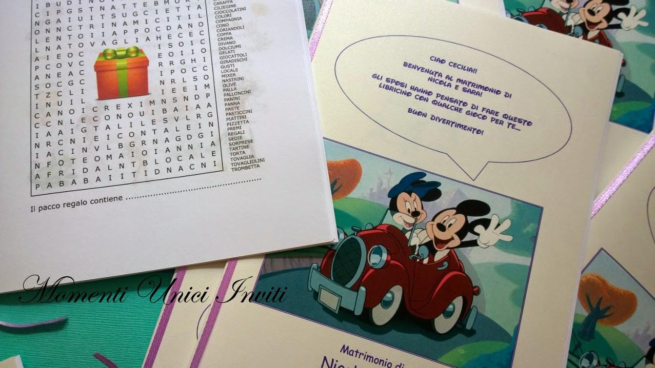 aa E per i piccoli ospiti? ... Libretti con enigmistica e disegni da colorare per bimbi e ragazziLibretti Bimbi
