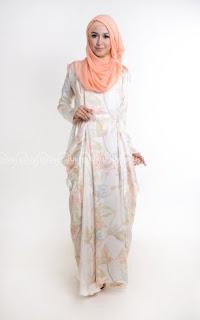 Dress muslim modern untuk kegiatan sehari-hari