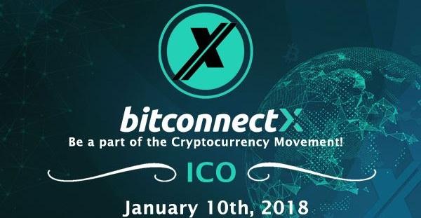 BITCONNECTX - Một sản phẩm phiên bản 2 của BITCONNECT