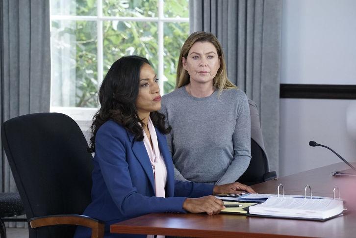Grey's Anatomy - Episode 16.08 - My Shot - Promo, Promotional Photos + Press Release