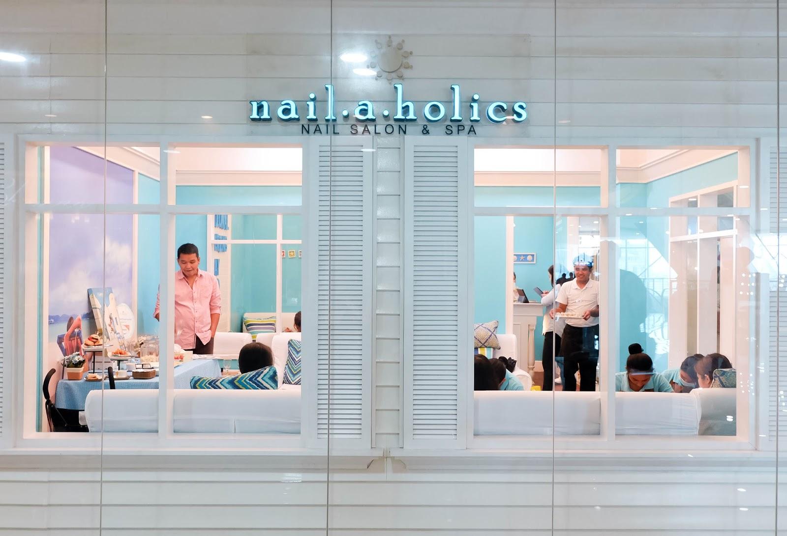 National Pampering Day at Nailaholics