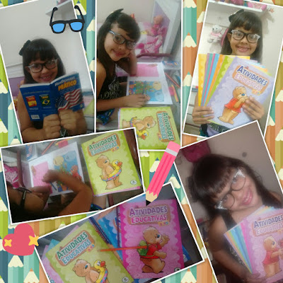 incentivo da leitura, raciocínio lógico e coordenação motora para crianças