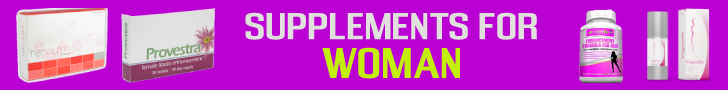 Product List Woman Supplements